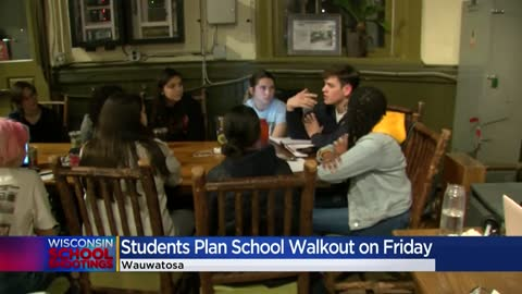 Students from Milwaukee-area schools plan walkout to protest...